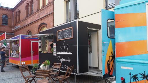 Street Food auf Achse Berlin