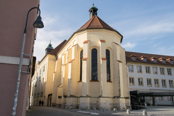 Peterskirche Eichstätt