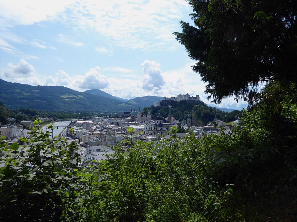 Salzburg Mönchsberg