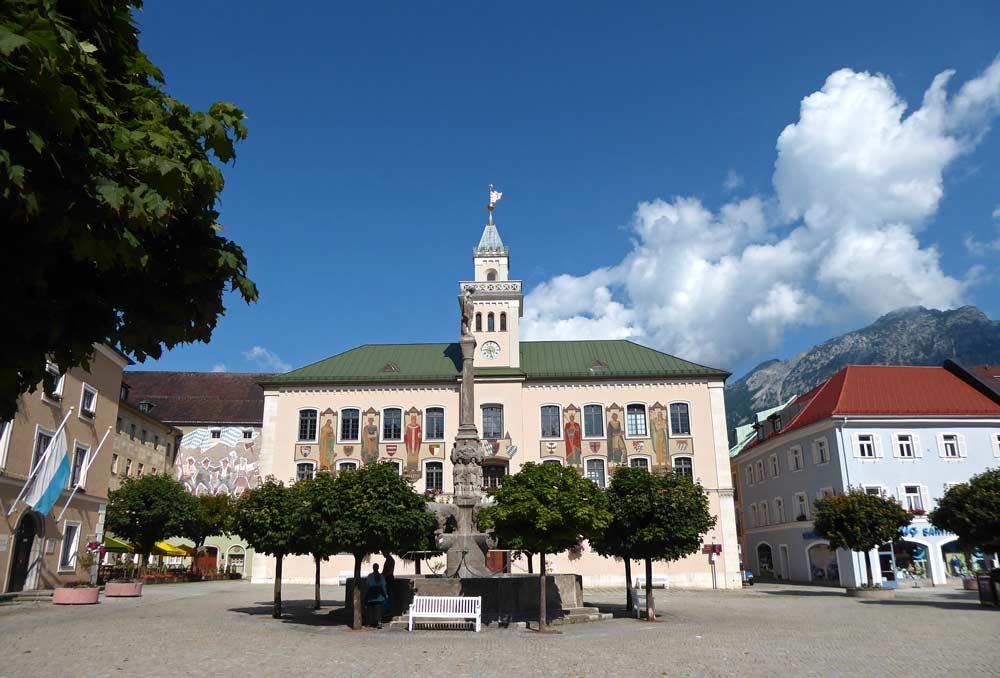 Bad Reichenhall Rathaus