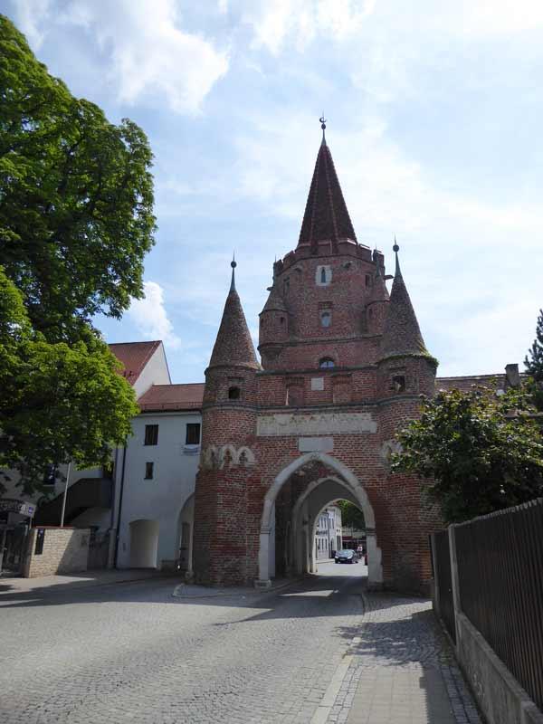 Ingolstadt Kreuztor