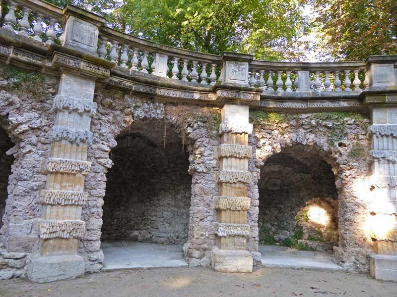 Eremitage Bayreuth Schlosspark