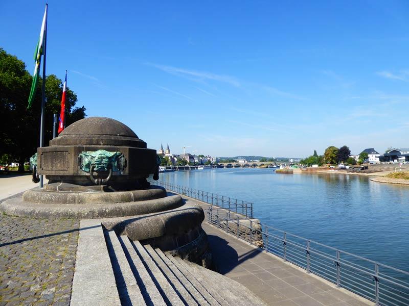 Koblenz Rhein Mosel