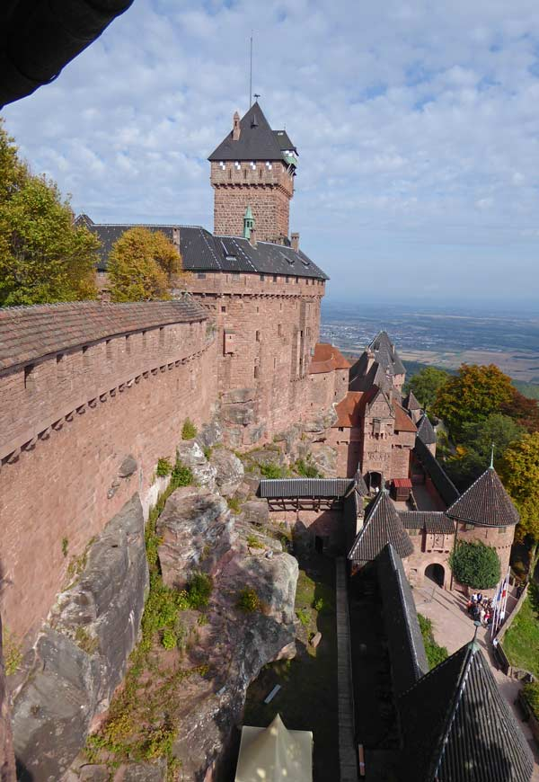 Elsass Königsburg