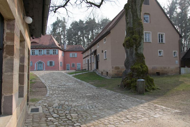 Eisenhammer Eckersmühlen Museumsweg Roth