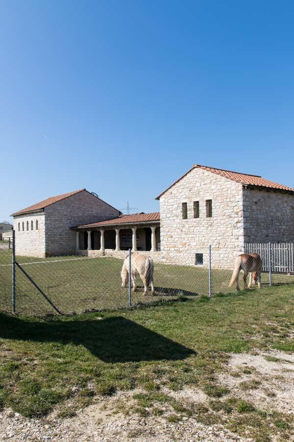 Römervilla Villa Rustica Möckenlohe