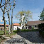 Innenhof Schloss Spielberg