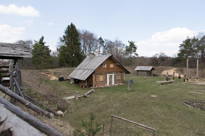 Keltenschanze Altmühltal