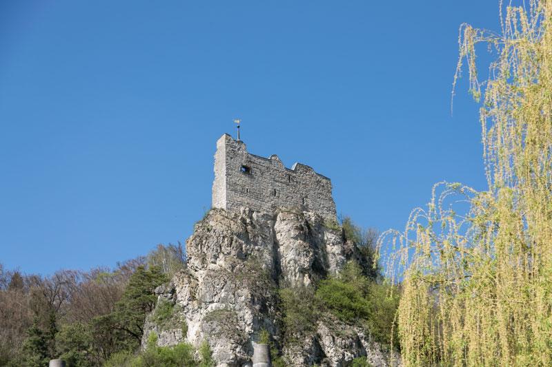 Burgruine Hütting