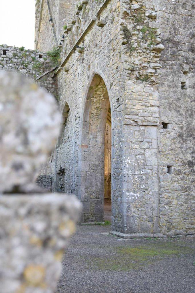 Irland Ruine