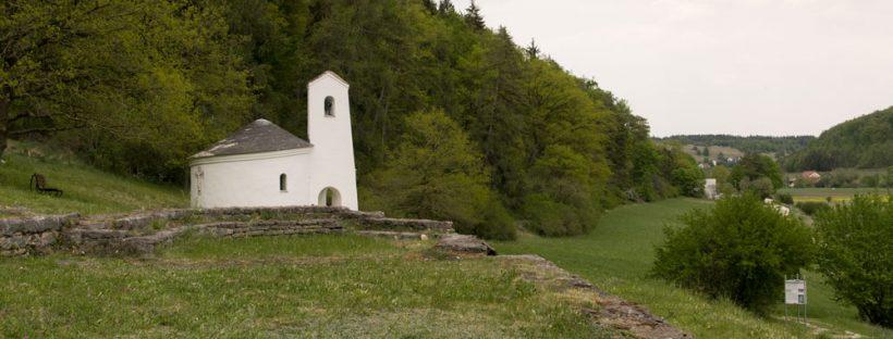 Gunthildiskapelle Suffersheim Schambachtal