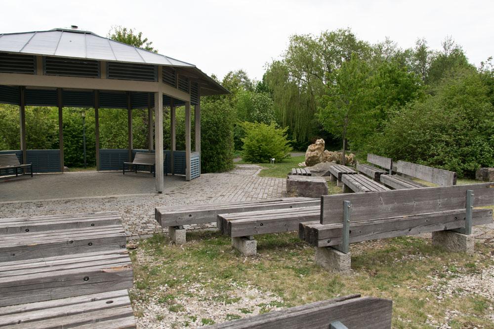 Kurpark Treuchtlingen im Altmühltal