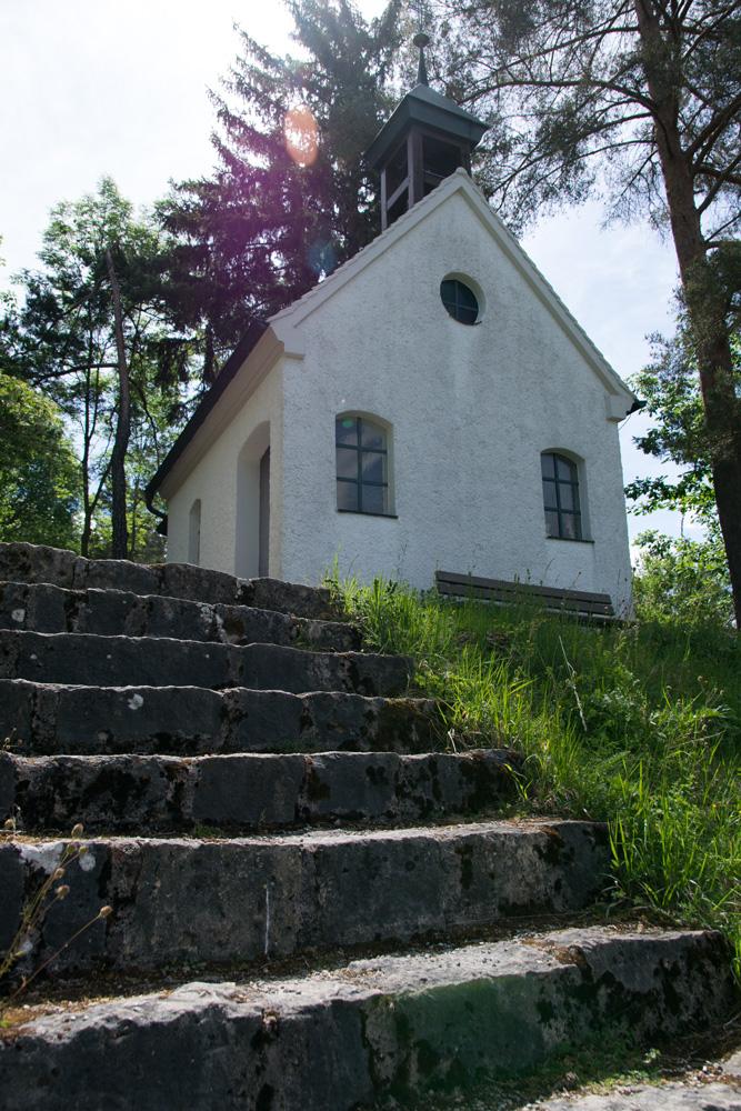 Kapelle Kräutergarten Elbersroth