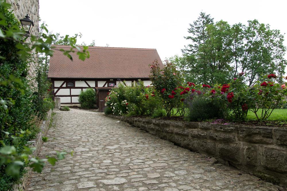 Schloss Colmberg Innenhof