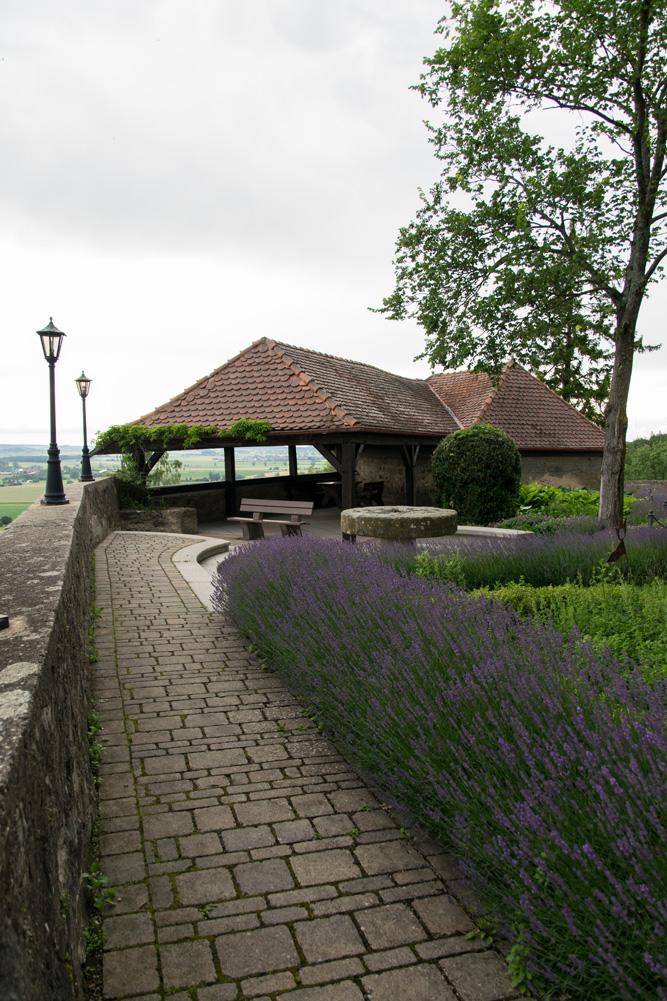 Schloss Colmberg Pavillon