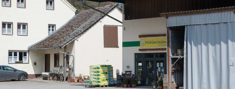 Hainmühle Morsbach Mühlenladen bei Titting